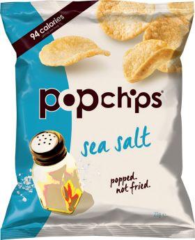 Popchips sea salt (formerly original) 23gx24