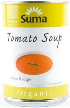 Suma Organic Tomato Soup (12x400g)