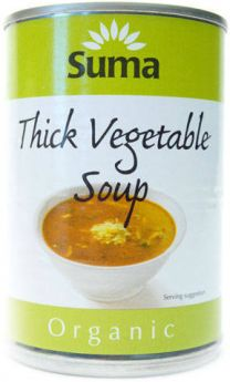 Suma Thick Vegetable Soup (12x400g)