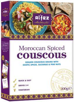 Al'fez Pearl Couscous (12x200g)