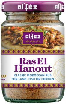 Al??ez Ras el Hanout  (2x21g x 6)