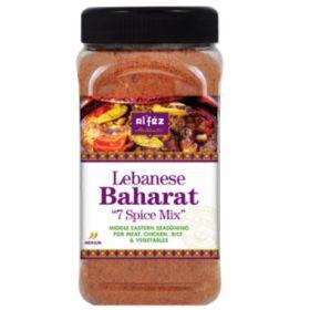 Al'Fez Lebanese Baharat 7 Spice Mix Jar 300g x6