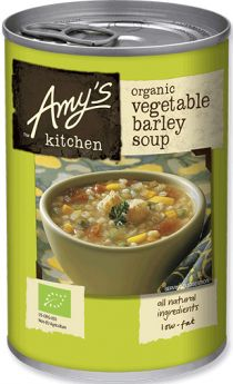 Amy's Kitchen Organic Chunky Tomato Soup 400g x6