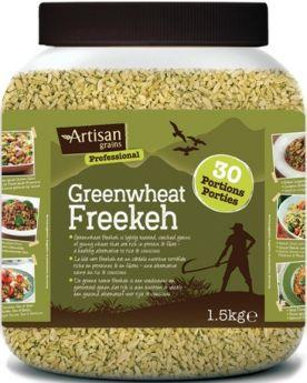 Artisan Grains Greenwheat Freekeh 200g x6