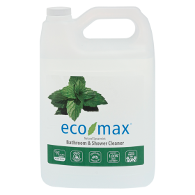 Eco-Max Bathroom & Shower Cleaner Spearmint 4L x4
