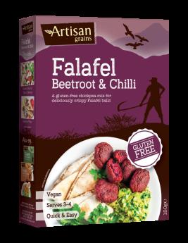 Beetroot & Chilli Falafel 150g