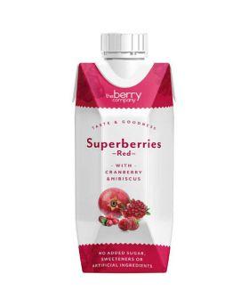 The Berry Company Pomegranate Juice Drink 330ml x12