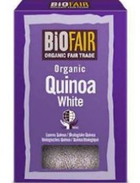 BioFair Fair Trade & Organic Quinoa Tricolore 500g x6