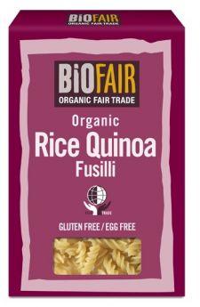 BioFair Organic Rice Quinoa Fusilli 250g x6