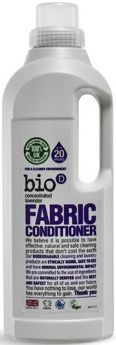 Bio-D Fragrance Free Fabric Conditioner (Concentrated) 5L x4