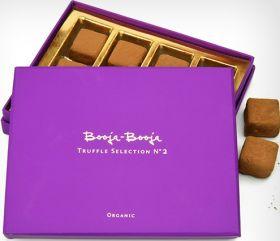 Booja Booja Organic Truffles - Hazelnut 138g x4