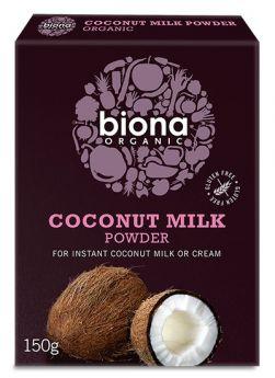 Biona Organic Coconut Cream 400ml x6