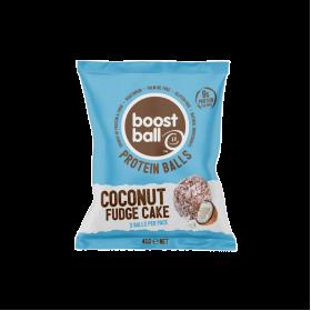 Boostball Coconut Fudge Cake Protein Balls 42g x12