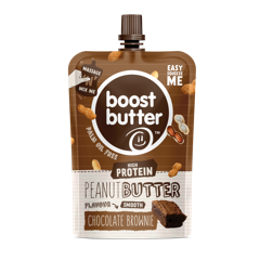 Chocolate Brownie Boost Butter 45gx8