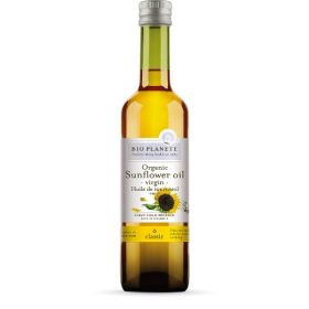 Bio Planete Sunflower Oil 500ml x6