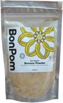 BonPom Organic Raw Psyllium Husk powder 100g x1