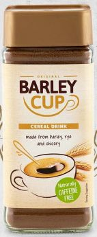 Barleycup Natural Instant Grain Coffee 6x100g