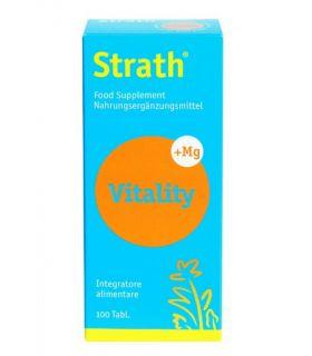 Bio-Strath Vitallity 100 Tablets x12