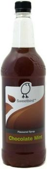 Sweetbird Classic Chocolate Flavoured Syrup 1 Litre x1