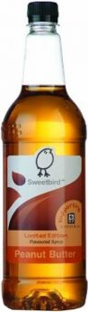 Sweetbird Classic Mint Flavoured Syrup 1 Litre x1
