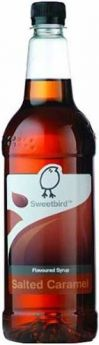 Sweetbird Classic S'mores Flavoured Syrup 1 Litre x1