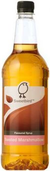 Sweetbird Classic Salted Caramel Flavoured Syrup 1 Litre x1