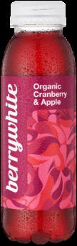 BerryWhite Organic Cranberry & Guava 250ml x12