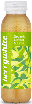 BerryWhite Organic Sparkling Cranberry & Guava 330ml x12