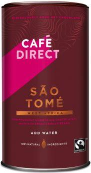 Caf?direct Fair Trade S?o Tom? Instant Hot Chocolate 300g x6