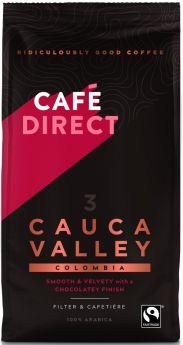 Cafedirect FT (FCR0029N) Cauca Valley R&G Coffee 6 x 227g