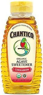 Chantico Organic Original Agave Syrup 335g x8