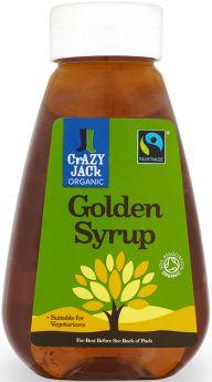 Crazy Jack Organic Date Syrup 340g x6