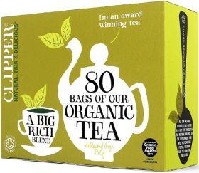 Clipper Fair Trade Organic Everyday teabags (6x80's)