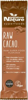 Creative Nature Chia and Cacao Brownie Mix 400g x6