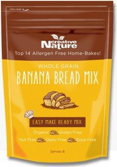 Creative Nature Organic Chia and Mulberry Muffin Mix 400g x6