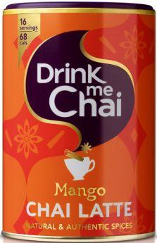 Drink Me Chai Fair Trade Spiced Latte 250g x6