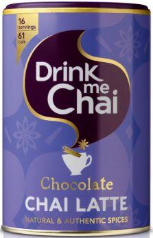 Drink Me Chai Green Tea Latte 220g x6