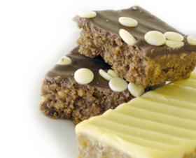 Devonvale Crunchy Cake Selection - Mixed Box 80g (x24)