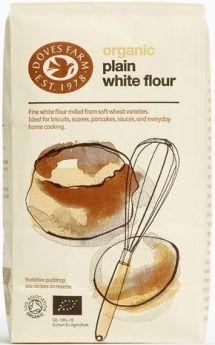Doves Farm Barleycorn Bread Flour 1kg x5