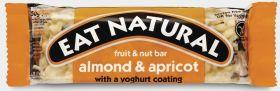 Eat Natural Almond, Apricot & Yogurt (12x45g)