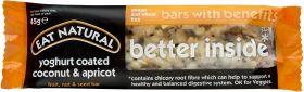 Eat Natural Better Inside Coconut Apricot,Yog 45g x12