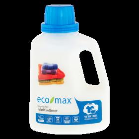 Eco-Max Laundry Fabric Softener Fragrance Free 1.5L x6