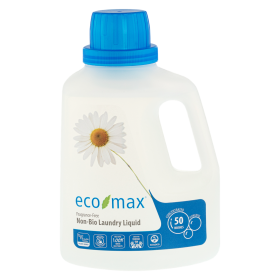 Eco-Max Laundry Detergent Fragrance Free 1.5L x6