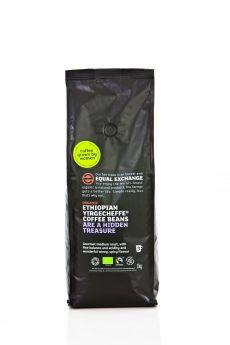 Equal Exchange Fairtrade Organic Ethiopian Yirgacheffe Whole Beans 6x1kg