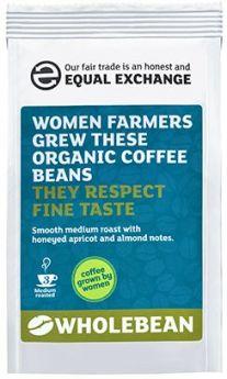 Equal Exchange Organic Women Farmer?? Coffee Beans 227g x8
