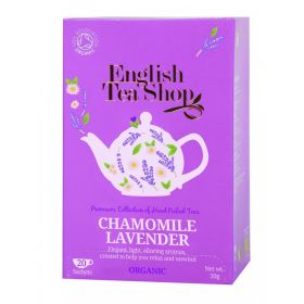 English Tea Shop Organic Decaffinated Breakfast 40g (20's) x6