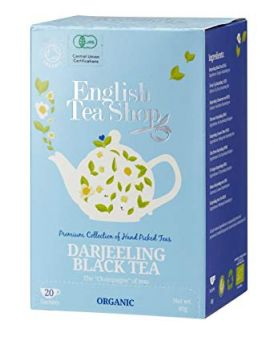 English Tea Shop Organic Chamomile Lavender 20g (20's) x6