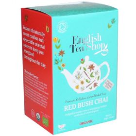 English Tea Shop Organic White Tea Coconut and Passionfruit  40g (20's) x6