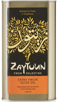 Zaytoun Conventional Extra Virgin Olive Oil 500ml x6