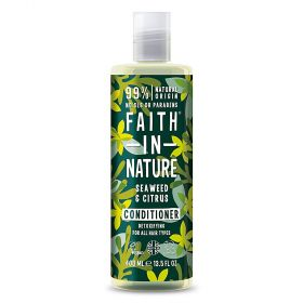 Faith in Nature Seaweed Conditioner 6x400ml